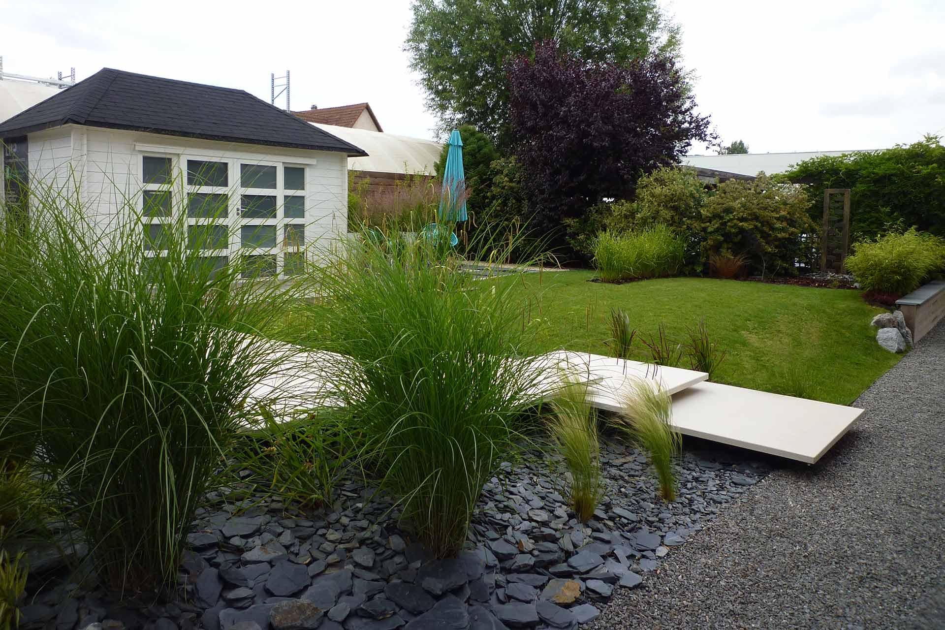 Serrault Jardins, expert du paysage vous conseille sur votre projet de jardin.