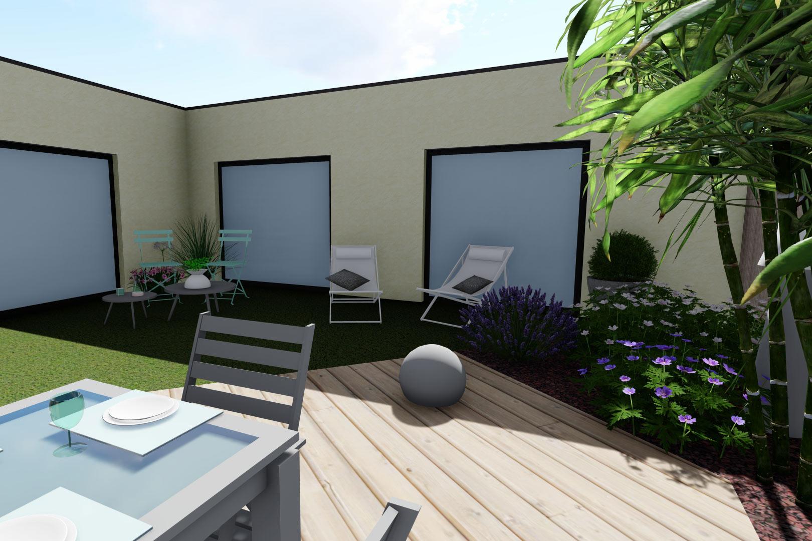 Serrault Jardins, vous propose une large gamme de pergolas en bois.