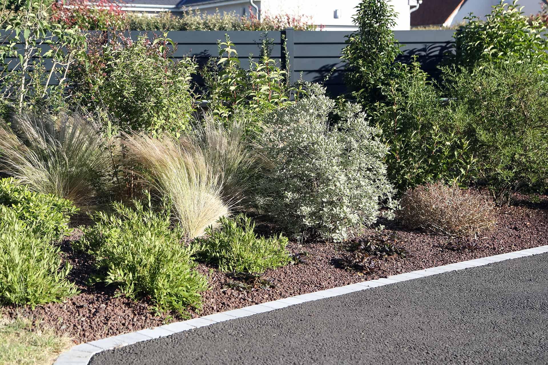 Entreprise de paysage, Serrault Jardins est spécialisé dans l'aménagement paysager.
