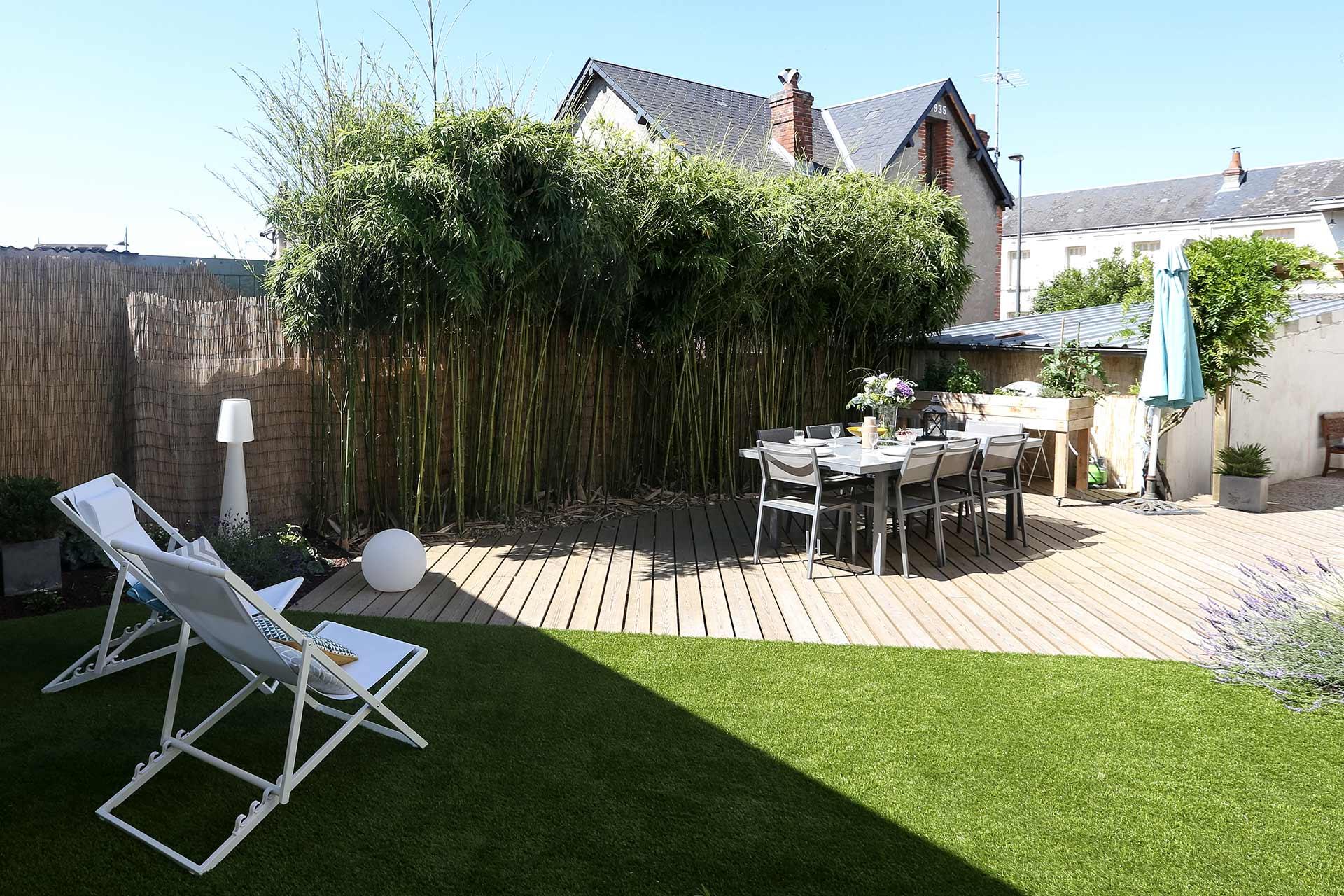 Entreprise du paysage, Serrault Jardins réalise des jardins sur-mesure dans diverses communes comme Reugny.
