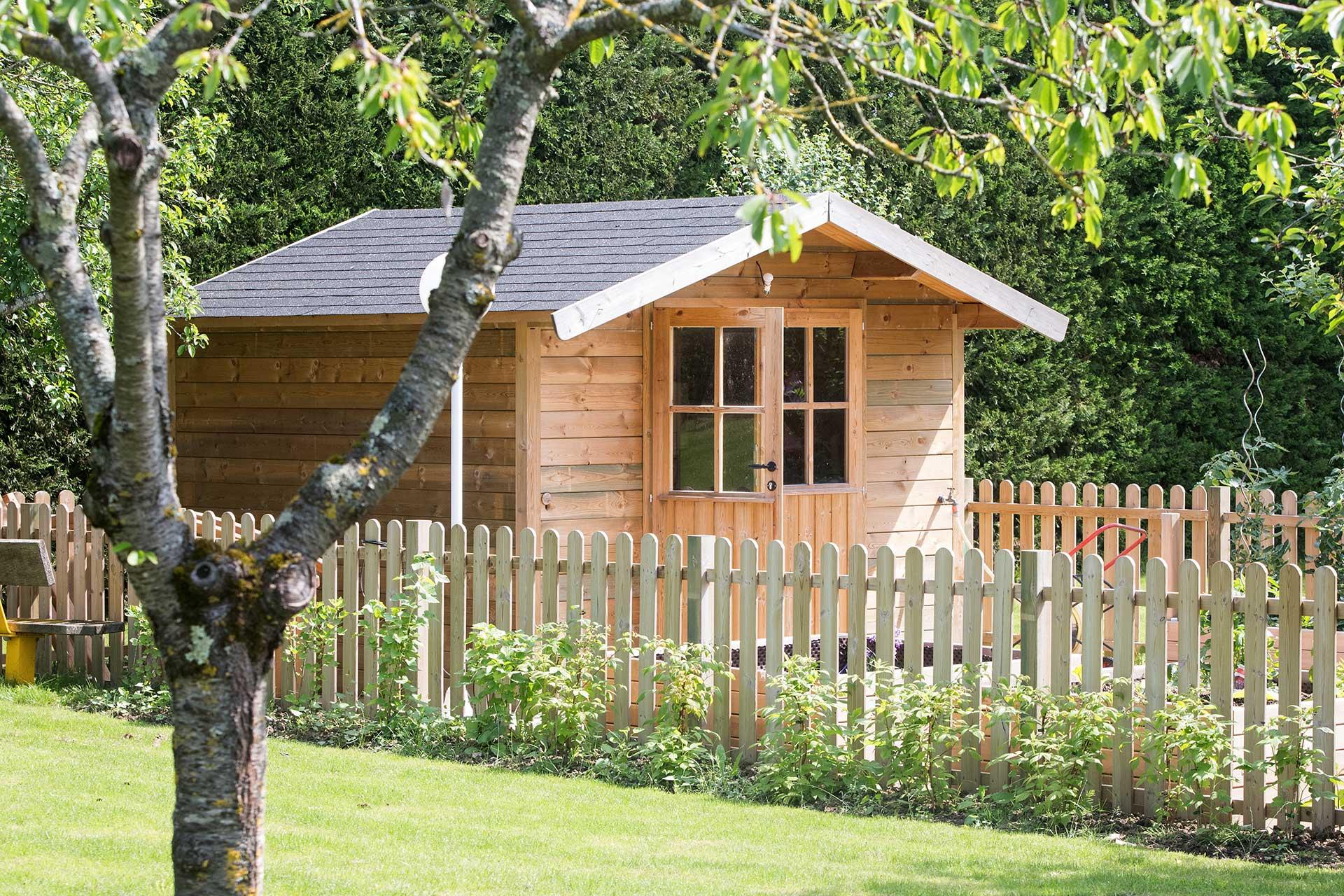 Serrault Jardins, spécialiste de la clôture pour votre jardin.