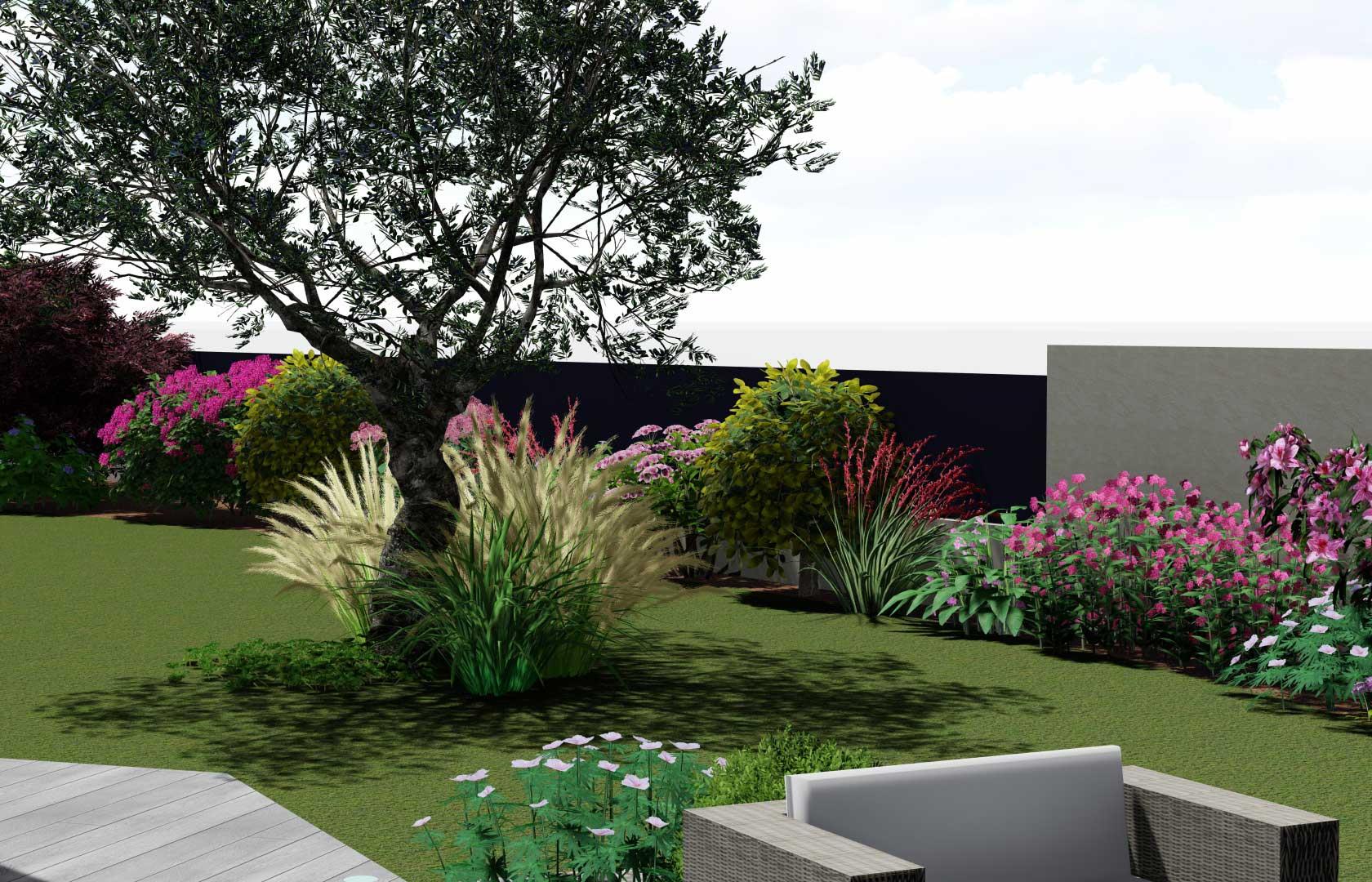 Serrault Jardins, imagine vos plantations en fonction du style de votre maison..