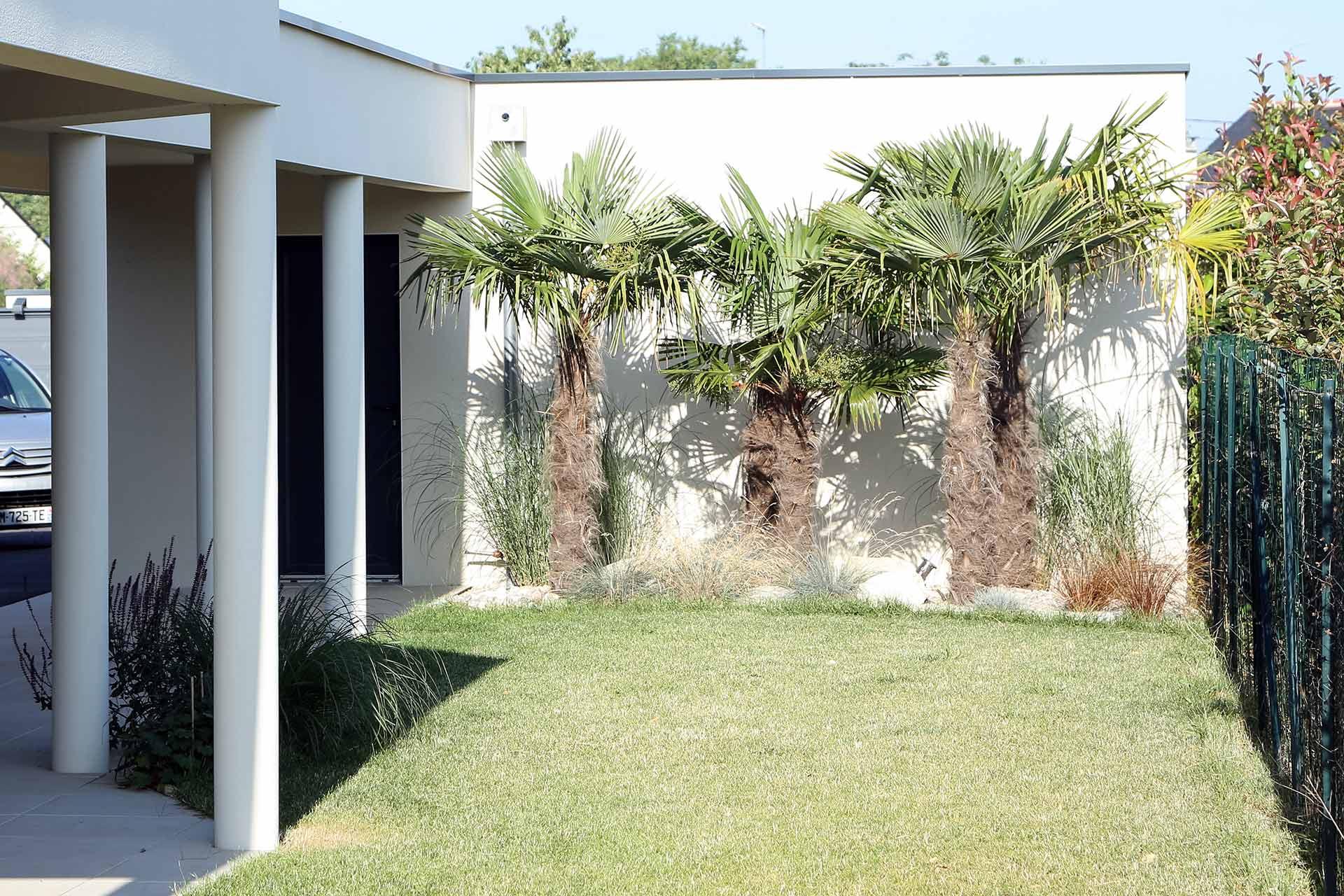 Serrault Jardins, entreprise du 37 à la Ville aux Dames a plus de 38 ans de savoir faire.
