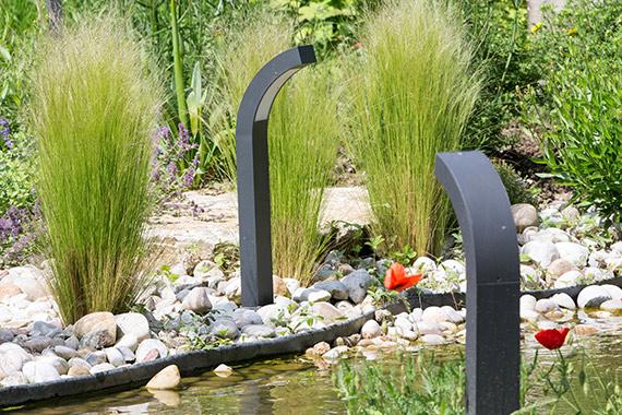 Serrault Jardins vous propose de réaliser l'éclairage de votre jardin.
