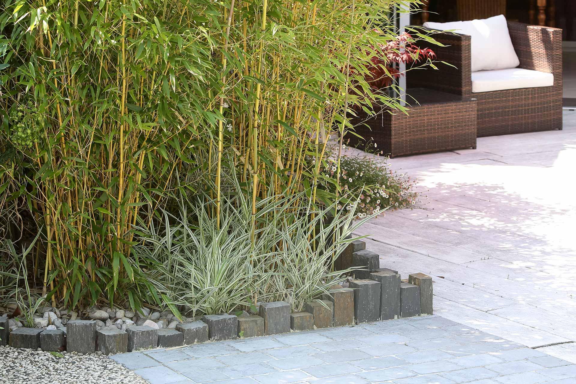 Spécialiste de la conception et de la réalisation pour les jardins.