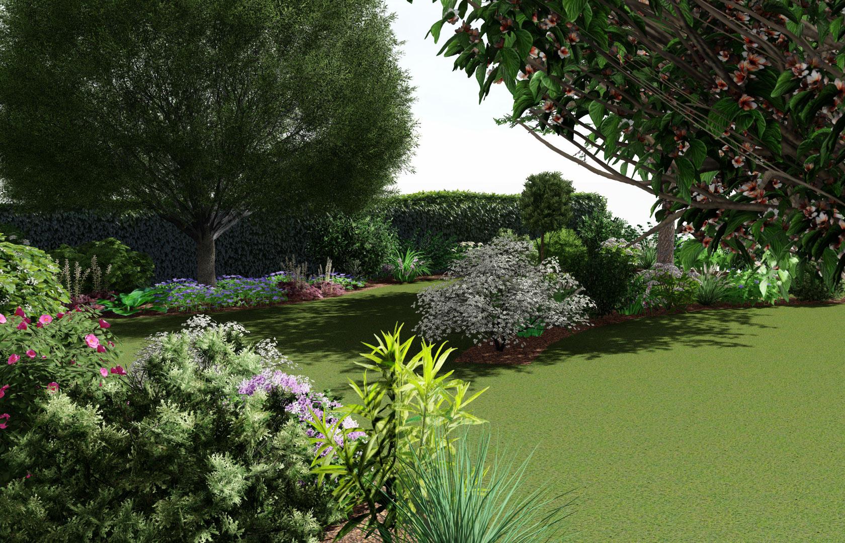 Création de jardin, nous aménagons votre jardin selon vos envies.