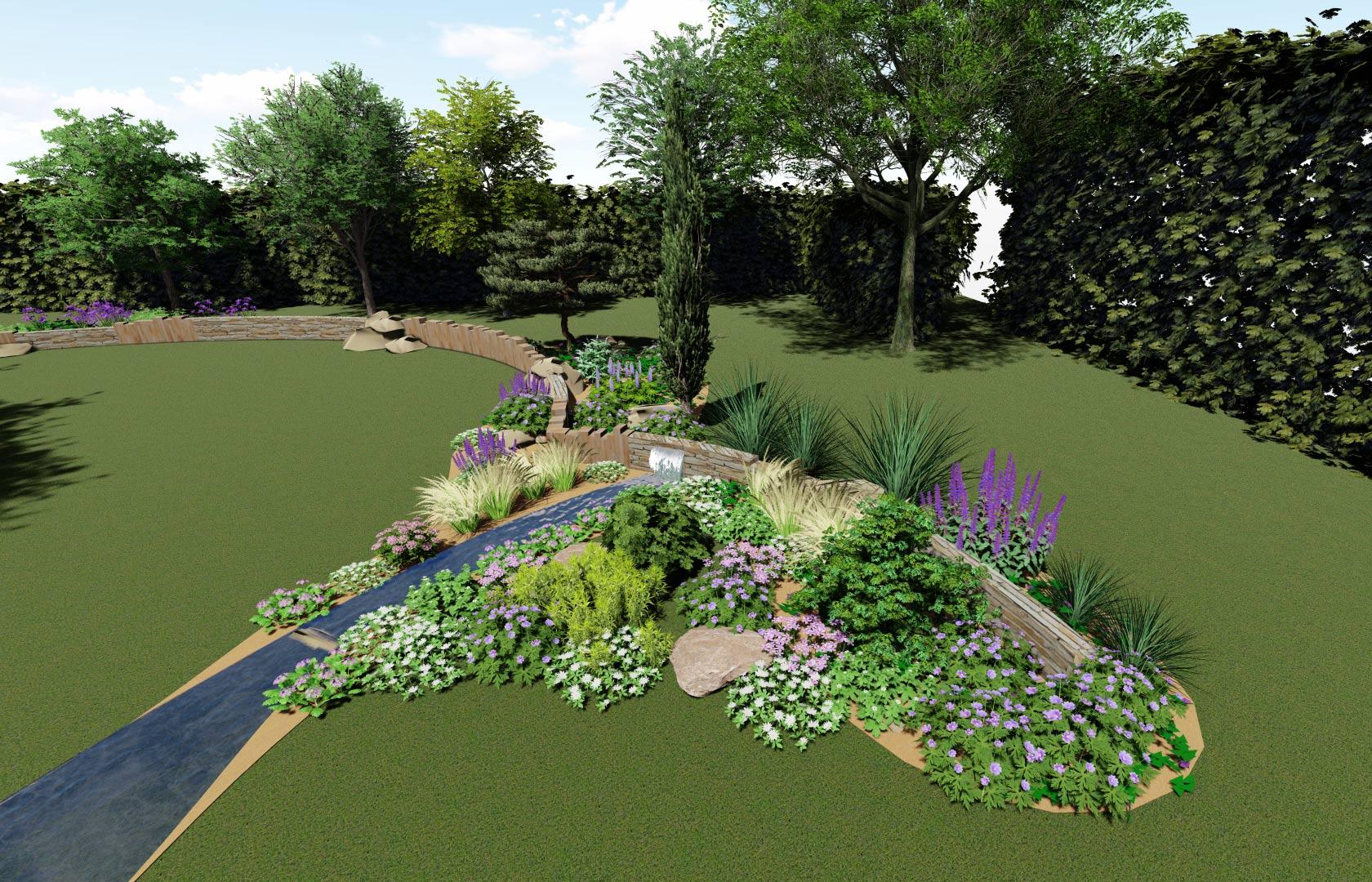 Serrault Jardins, entreprise de paysage depuis 1981 nous réalisons des terrasses en pierres naturelles.