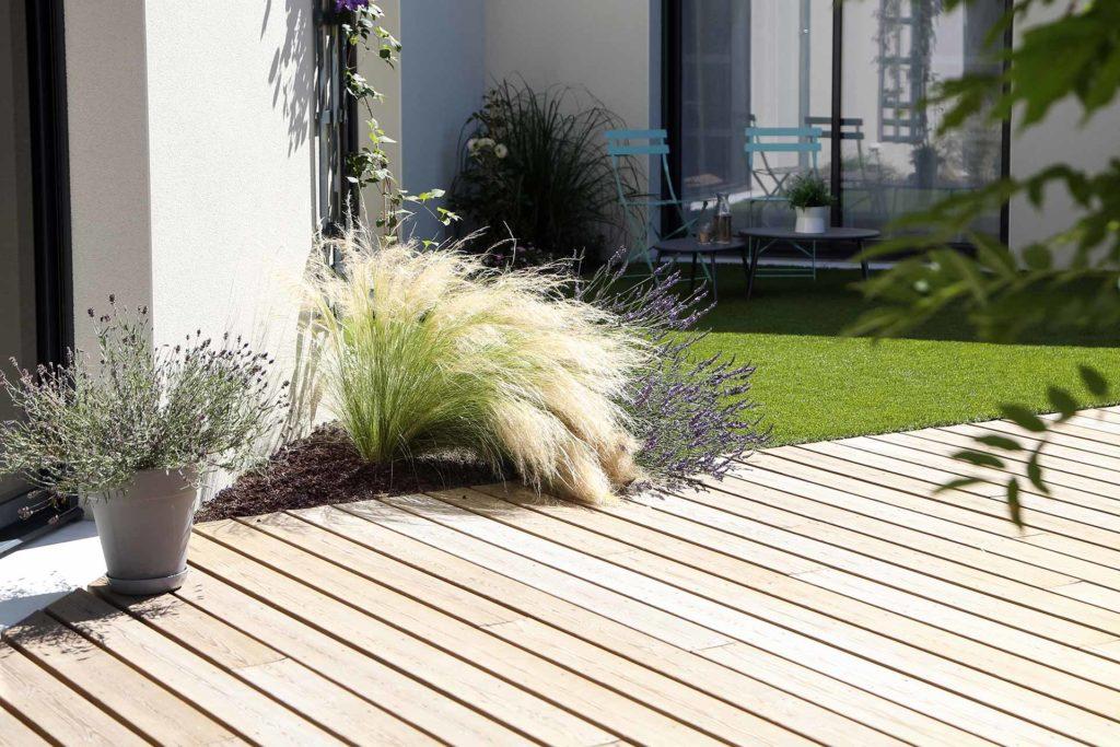 Entreprise spécialisée dans la conception de terrasse en bois.